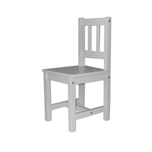 Detská stolička 8867 biela