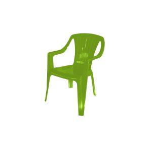Detská stolička JERRY zelená