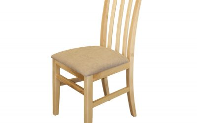Dobrú chuť na vašej novej jedálenskej stoličke