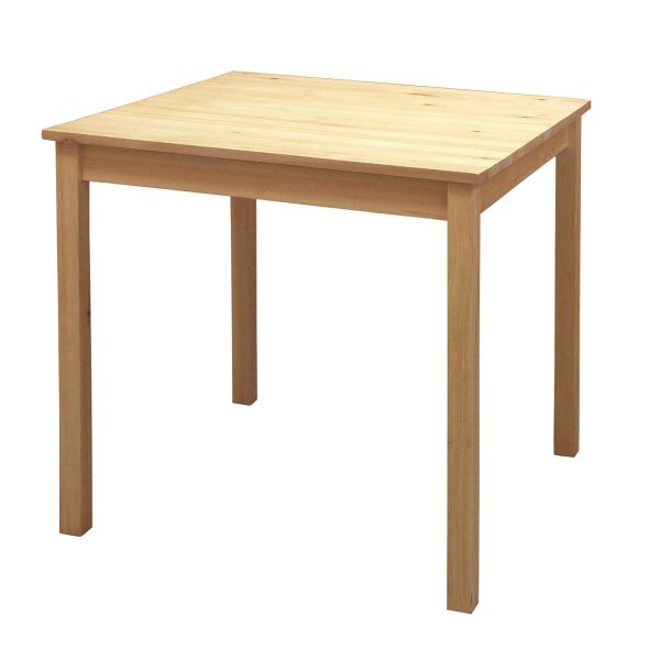 Jedálenský stôl 7842 nelakovaný
