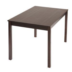 Jedálenský stôl 8848 tmavohnedý