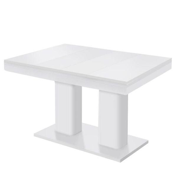 Jedálenský stôl HEIDELBERG biely