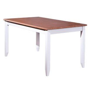 Jedálenský stôl WESTERLAND 12