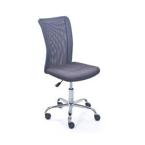 Kancelárská stolička BONNIE sivá