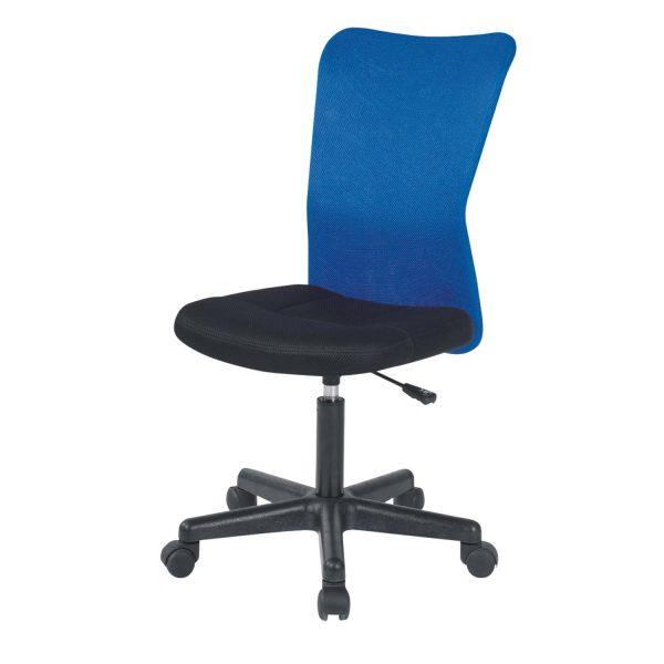 Kancelárská stolička MONACO modrá K62