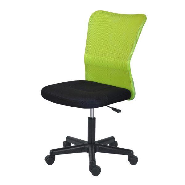 Kancelárská stolička MONACO zelená K63