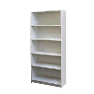 Knižnica 57B biela