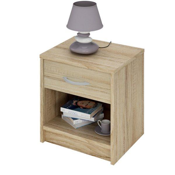 Nočný stolík 163757 dub