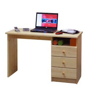 Písací stôl 844 lakovaný
