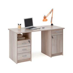Písací stôl MONACO dub Shannon