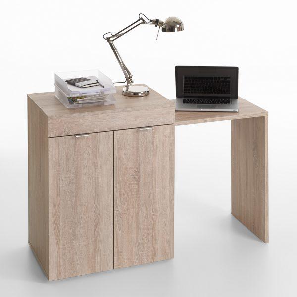 Písací stôl STRETCH 2 dub