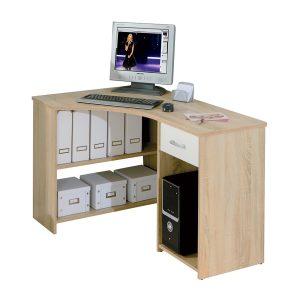 PC rohový stôl CAPRERA