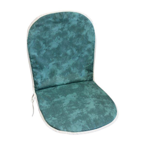 Sedák na stoličku s operadlom
