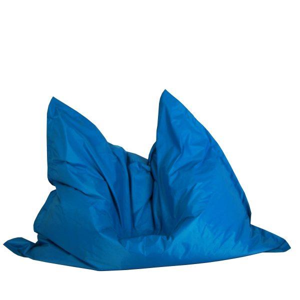 Sedací vankúš modrý V26
