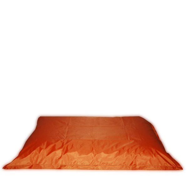 Sedací vankúš oranžový V28