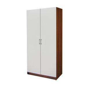 Skriňa ESO 2-dverová 61520 orech/biela