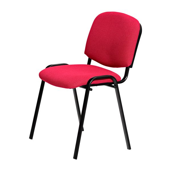 Stolička VISI červená K29