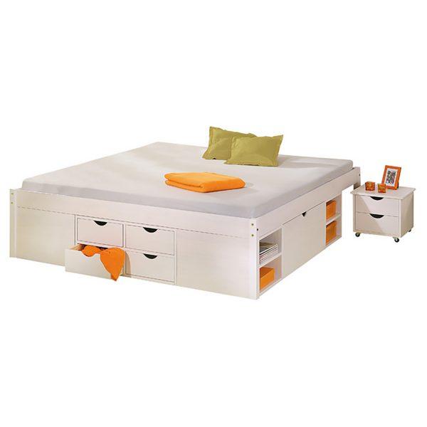 TILL multifunkčná posteľ 140x200