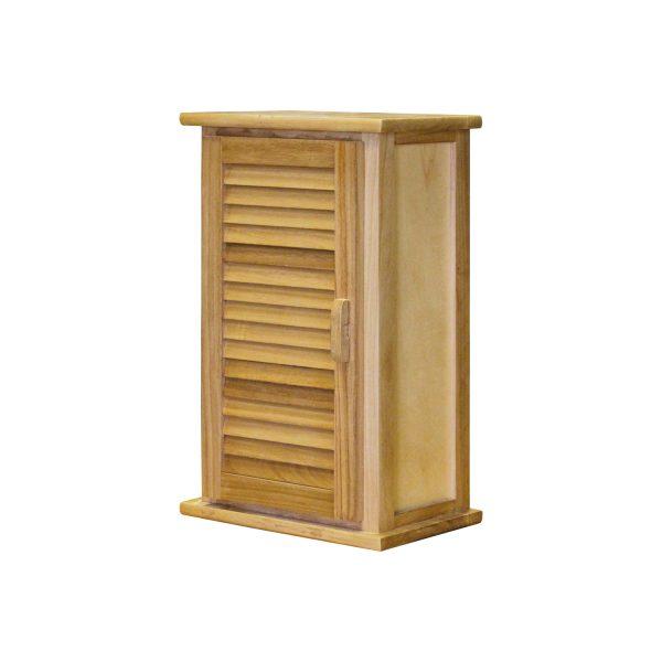 Závesná skrinka 1 dvere lak