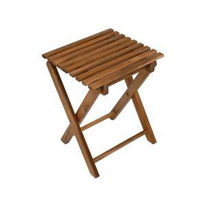 Skladacia stolička záhradná