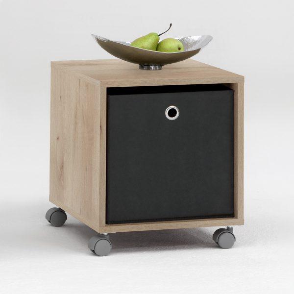 Odkladací stolík ELISA buk/antracit