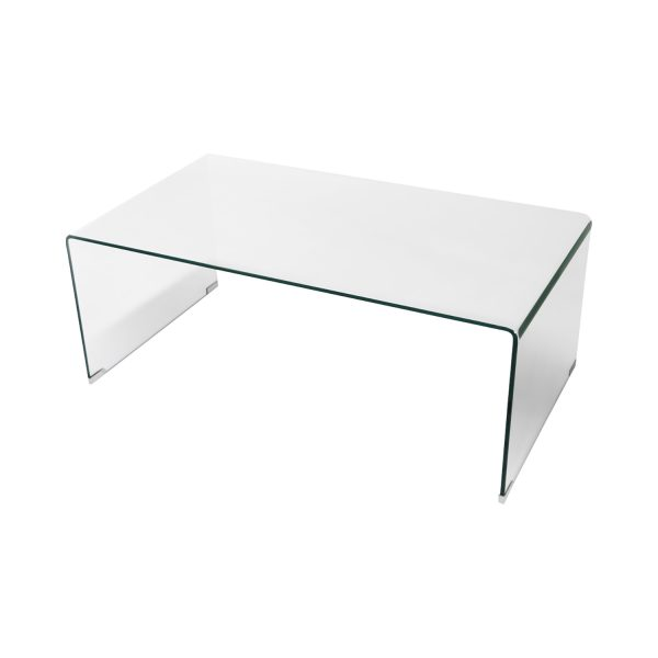 Konferenčný stolík sklo