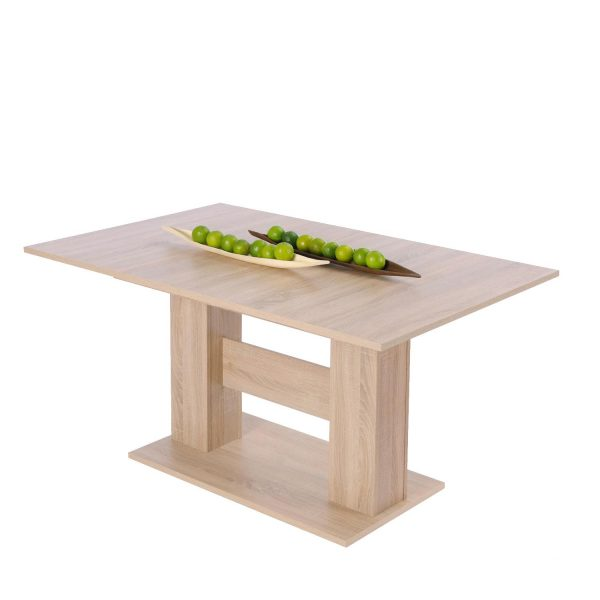 Jedálenský stôl COMO dub