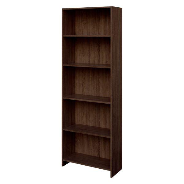 Knižnica BEST dub čokoláda