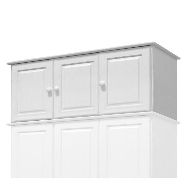 Nadstavec 3-dverový 8864B biely lak