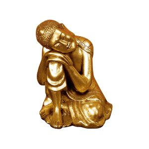 Buddha zlatý