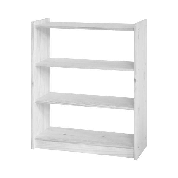 Knižnica 8010 biely lak