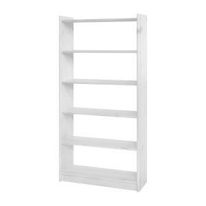 Knižnica 8011 biely lak