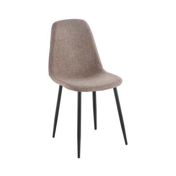 Jedálenská stolička OMEGA sivá