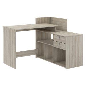 Písací stôl rohový VISTA dub