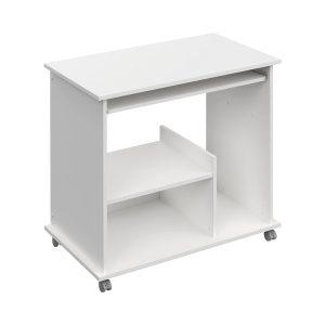 PC stôl DELTA biely