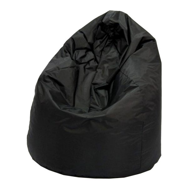 Sedací vak JUMBO čierny s náplňou