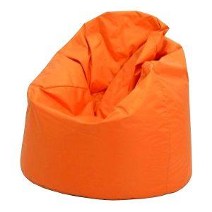 Sedací vak JUMBO oranžový s náplňou