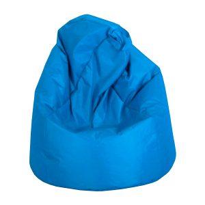 Sedací vak STANDARD modrý s náplňou