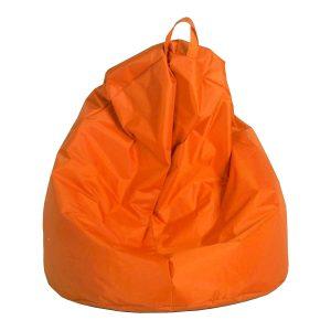 Sedací vak STANDARD oranžový s náplňou
